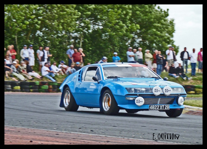 Mes premières autos pour courir...Simca rallye 1100cc, Alpine A110 1600S, A110 1500, A310 Alpinechatre