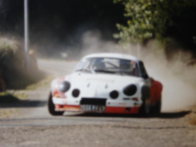 Mes premières autos pour courir...Simca rallye 1100cc, Alpine A110 1600S, A110 1500, A310 Stporchaire_001