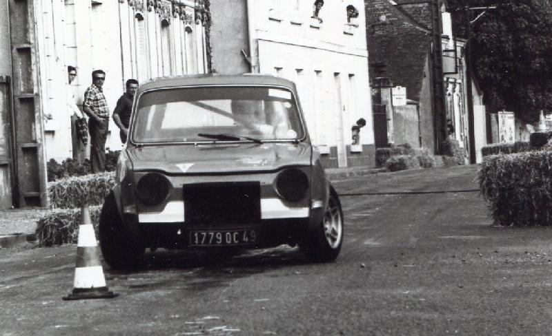 Mes premières autos pour courir...Simca rallye 1100cc, Alpine A110 1600S, A110 1500, A310 Zzzzzz70