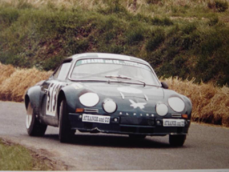 Mes premières autos pour courir...Simca rallye 1100cc, Alpine A110 1600S, A110 1500, A310 Zzzzzz73