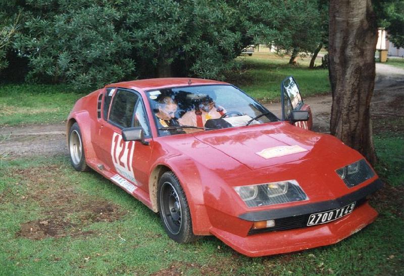 Mes premières autos pour courir...Simca rallye 1100cc, Alpine A110 1600S, A110 1500, A310 Zzzzzz76